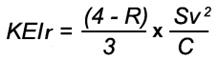 Advance KEI Formula
